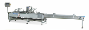 Automatic Double Lane Sandwiching Machine